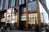Einkaufsstraßen in München: Neuhauser Str. 19-21 - Mango